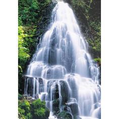 Wasserfall-Poster