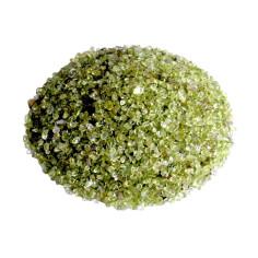 Peridot Trommelsteine 3-5 mm