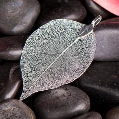 Silberblatt klein