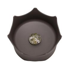 Wassernapf Crown Vitajuwel schiefergrau