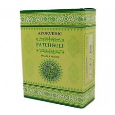 Patchouli Ayurvedische Räucherstäbchen premium