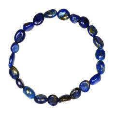 Armband Nuggets 6mm - Lapis Lazuli