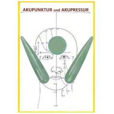 Meridian Massagegriffel - Aventurin - Set