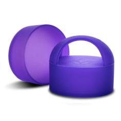 Schutzkappe Loop lila für inu & ViA Flaschen